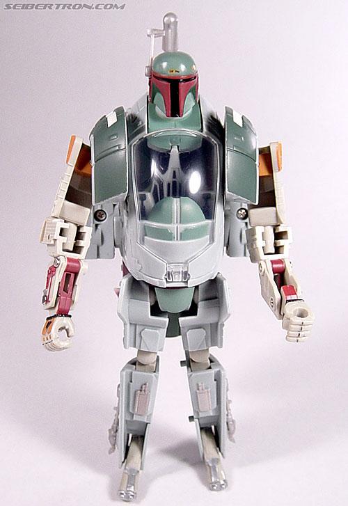 Star Wars Transformers Boba Fett (Slave I) (Image #56 of 82)