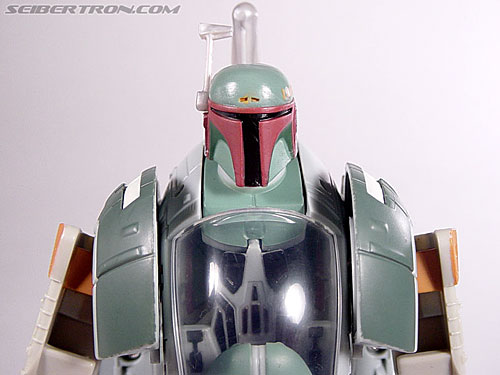 Star Wars Transformers Boba Fett (Slave I) (Image #57 of 82)