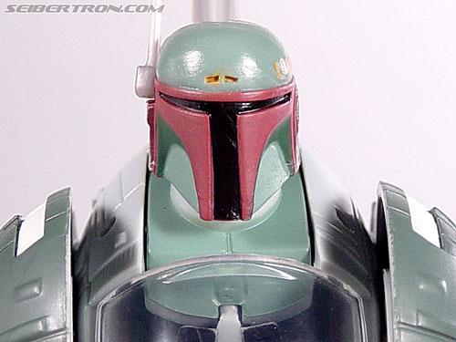 Star Wars Transformers Boba Fett (Slave I) gallery