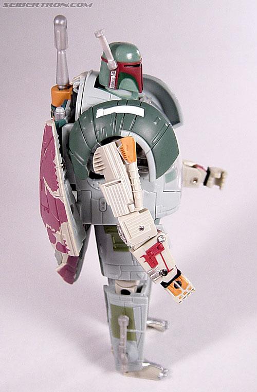 Star Wars Transformers Boba Fett (Slave I) (Image #60 of 82)