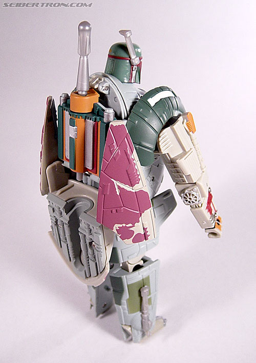 Star Wars Transformers Boba Fett (Slave I) (Image #61 of 82)