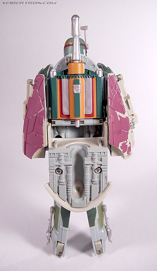 Star Wars Transformers Boba Fett (Slave I) (Image #62 of 82)