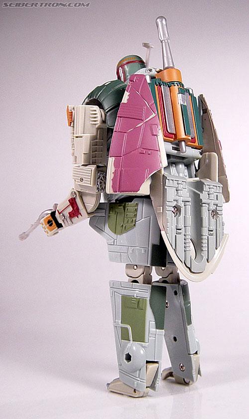 Star Wars Transformers Boba Fett (Slave I) (Image #63 of 82)