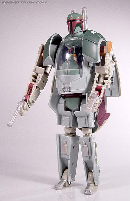 Star Wars Transformers Boba Fett (Slave I) (Image #65 of 82)