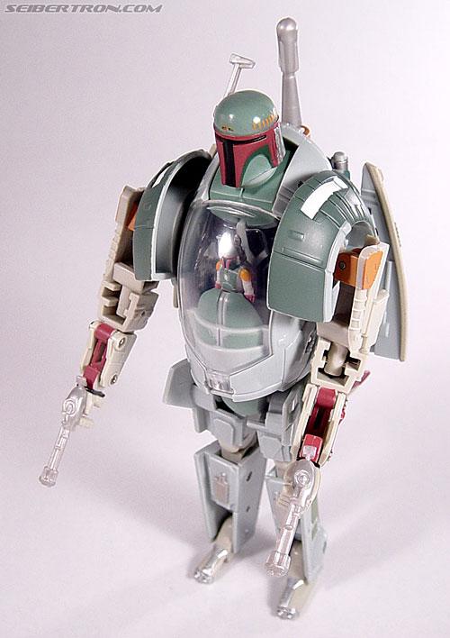 Star Wars Transformers Boba Fett (Slave I) (Image #66 of 82)