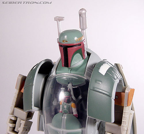 Star Wars Transformers Boba Fett (Slave I) (Image #67 of 82)