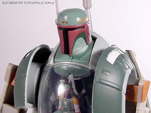 Star Wars Transformers Boba Fett (Slave I) (Image #68 of 82)
