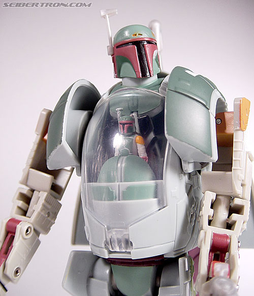 Star Wars Transformers Boba Fett (Slave I) (Image #69 of 82)