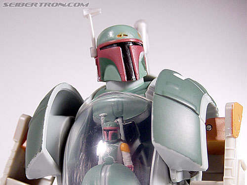 Star Wars Transformers Boba Fett (Slave I) (Image #70 of 82)