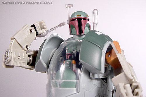 Star Wars Transformers Boba Fett (Slave I) (Image #72 of 82)