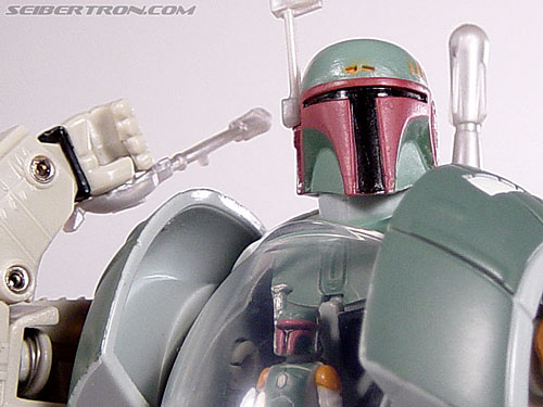 Star Wars Transformers Boba Fett (Slave I) (Image #73 of 82)