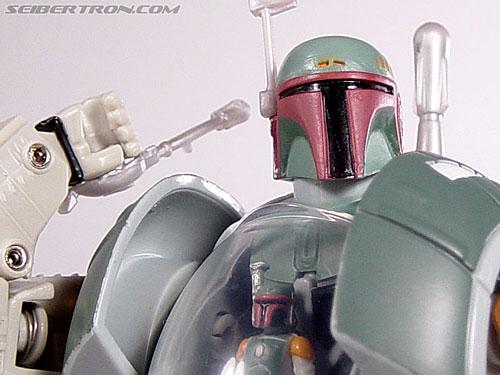 Star Wars Transformers Boba Fett (Slave I) (Image #73 of 82)