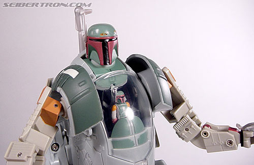 Star Wars Transformers Boba Fett (Slave I) (Image #74 of 82)