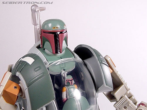 Star Wars Transformers Boba Fett (Slave I) (Image #75 of 82)