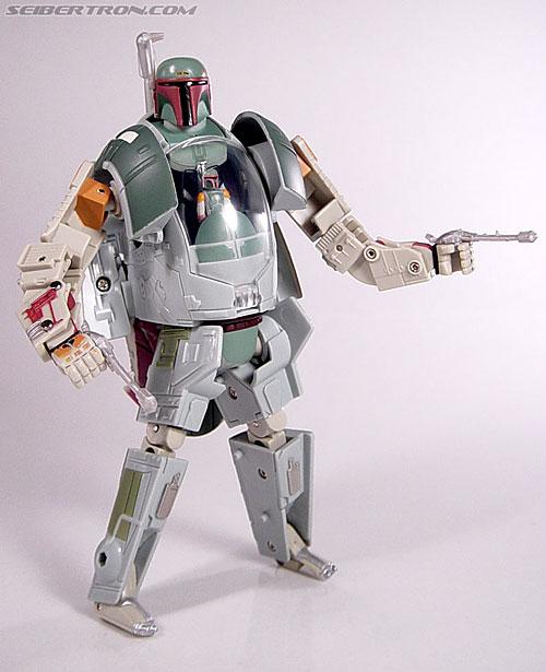 Star Wars Transformers Boba Fett (Slave I) (Image #76 of 82)