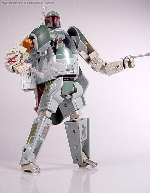 Star Wars Transformers Boba Fett (Slave I) (Image #77 of 82)