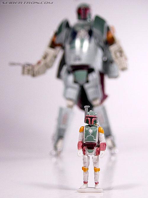 Star Wars Transformers Boba Fett (Slave I) (Image #79 of 82)