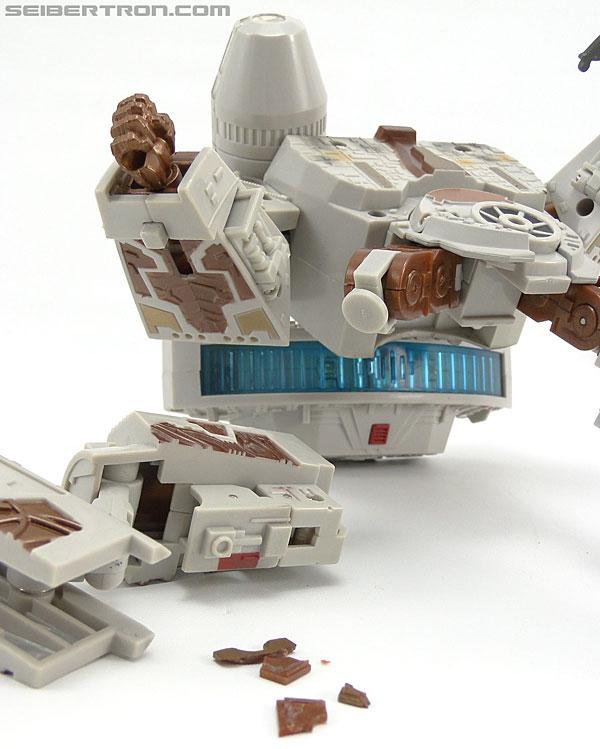 millennium falcon transformer instructions