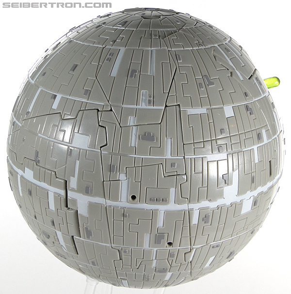 darth vader death star transformer instructions