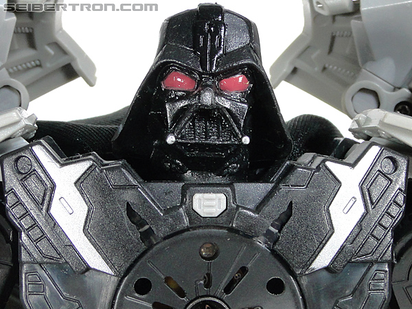Star Wars Transformers Darth Vader (Death Star) gallery