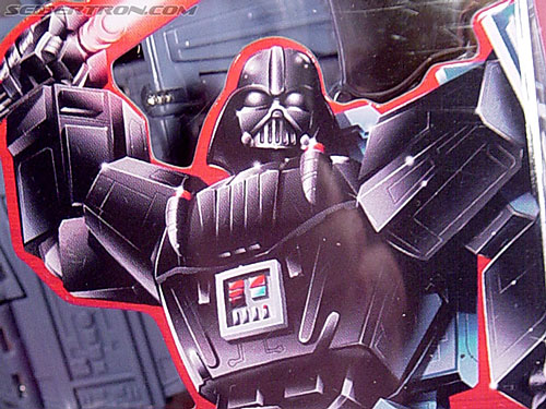 Star Wars Transformers Darth Vader (TIE Advanced) (Image #5 of 133)