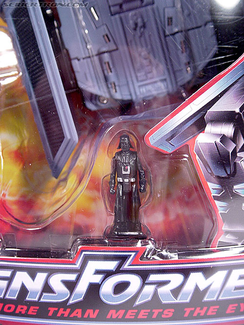 Star Wars Transformers Darth Vader (TIE Advanced) (Image #6 of 133)