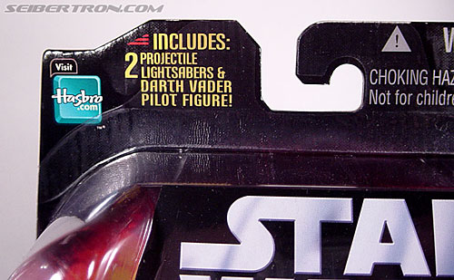 Star Wars Transformers Darth Vader (TIE Advanced) (Image #11 of 133)