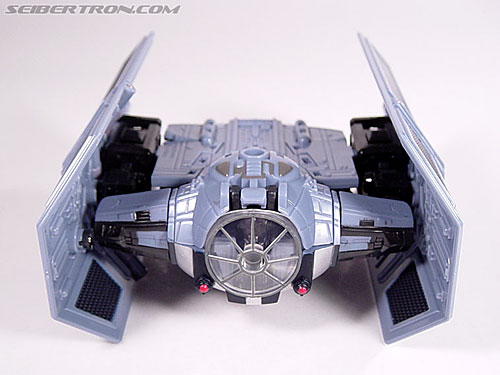 Star Wars Transformers Darth Vader (TIE Advanced) (Image #32 of 133)