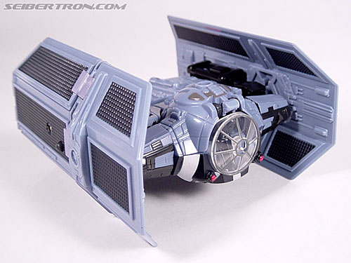 Star Wars Transformers Darth Vader (TIE Advanced) (Image #34 of 133)