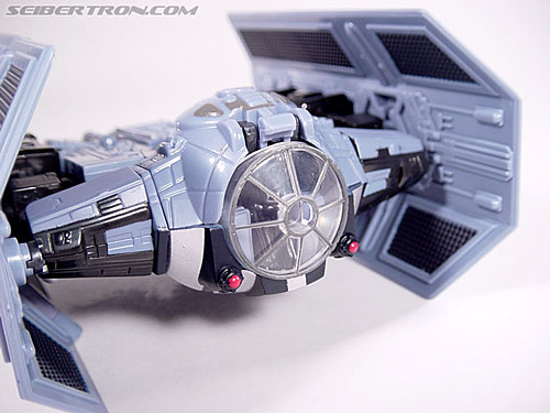 Star Wars Transformers Darth Vader (TIE Advanced) (Image #35 of 133)