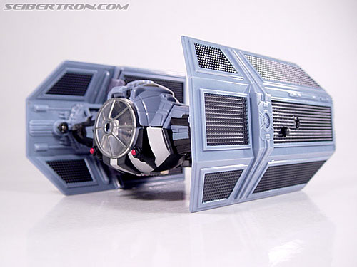 Star Wars Transformers Darth Vader (TIE Advanced) (Image #46 of 133)