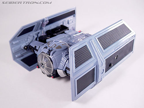 Star Wars Transformers Darth Vader (TIE Advanced) (Image #48 of 133)
