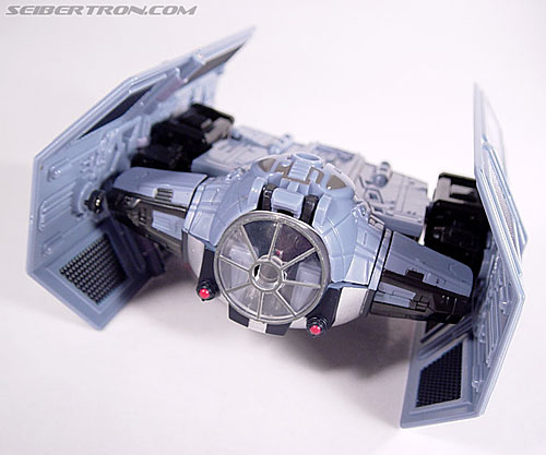 Star Wars Transformers Darth Vader (TIE Advanced) (Image #49 of 133)