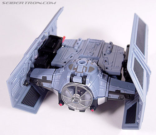 Star Wars Transformers Darth Vader (TIE Advanced) (Image #50 of 133)