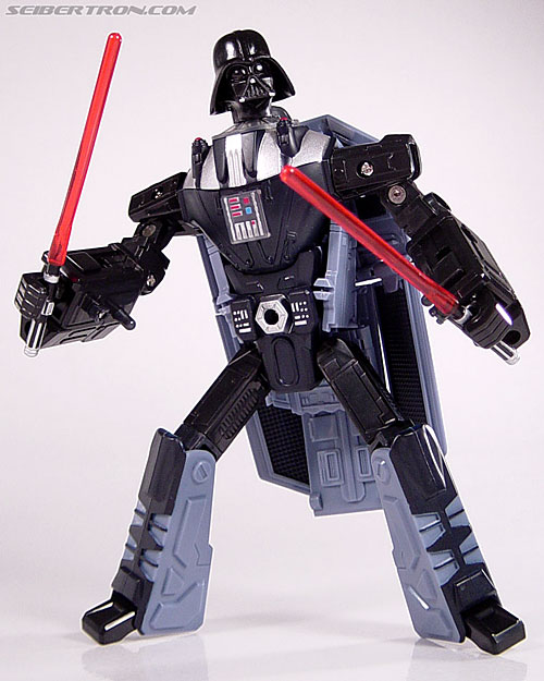 Star Wars Transformers Darth Vader (TIE Advanced) (Image #111 of 133)