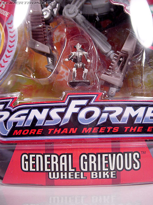 Star Wars Transformers General Grievous (Wheel Bike) (Image #3 of 117)