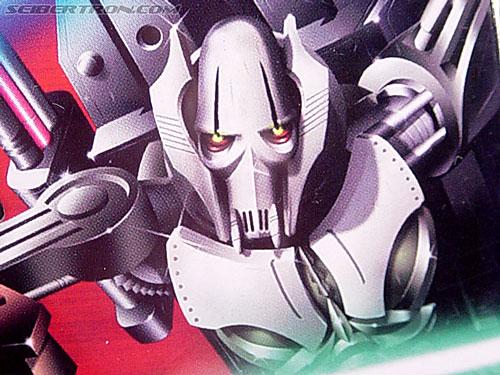 Star Wars Transformers General Grievous (Wheel Bike) (Image #6 of 117)