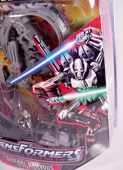 Star Wars Transformers General Grievous (Wheel Bike) (Image #7 of 117)