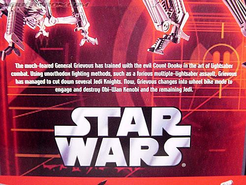 Star Wars Transformers General Grievous (Wheel Bike) (Image #22 of 117)