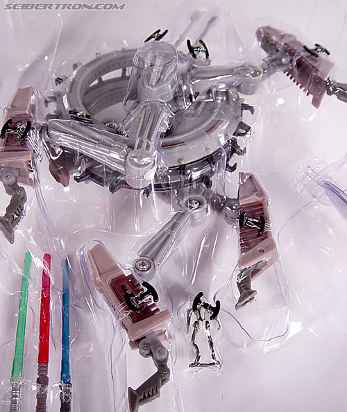 Star Wars Transformers General Grievous (Wheel Bike) (Image #26 of 117)