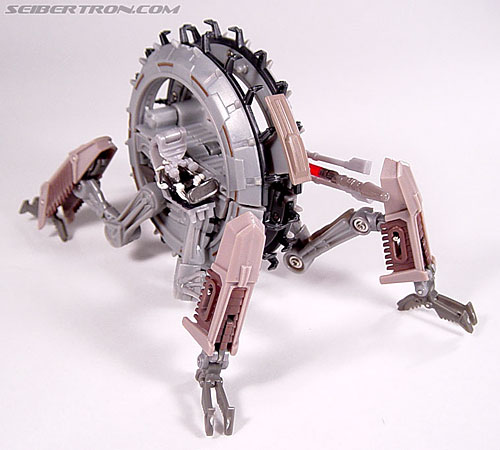 Star Wars Transformers General Grievous (Wheel Bike) (Image #30 of 117)