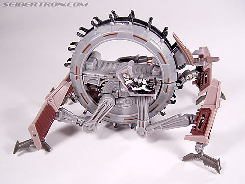 Star Wars Transformers General Grievous (Wheel Bike) (Image #32 of 117)