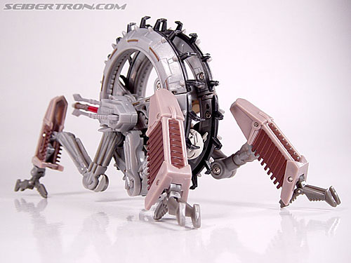 Star Wars Transformers General Grievous (Wheel Bike) (Image #38 of 117)