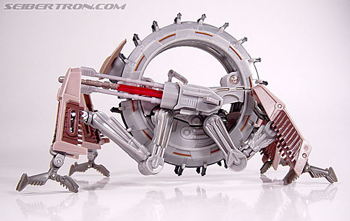 Star Wars Transformers General Grievous (Wheel Bike) (Image #39 of 117)