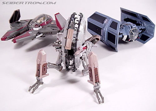 Star Wars Transformers General Grievous (Wheel Bike) (Image #49 of 117)