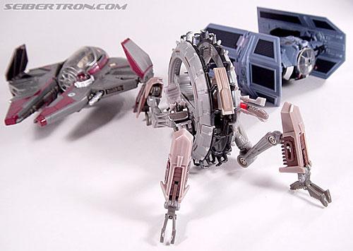 Star Wars Transformers General Grievous (Wheel Bike) (Image #50 of 117)