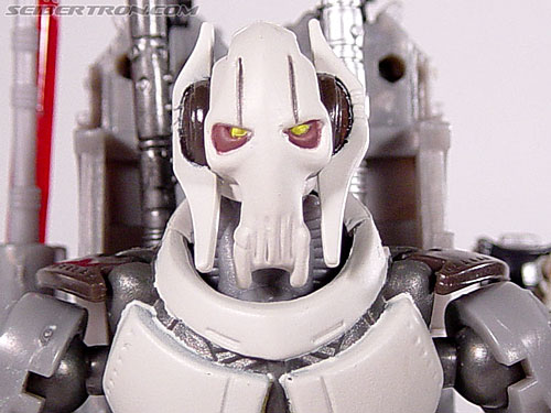 Star Wars Transformers General Grievous (Wheel Bike) gallery