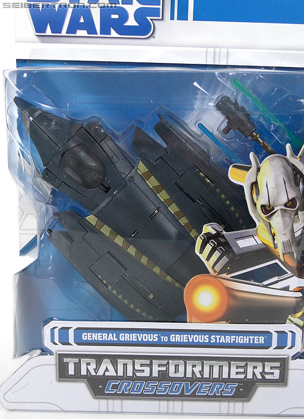 Star Wars Transformers General Grievous (Grievous Starfighter) (Image #2 of 82)