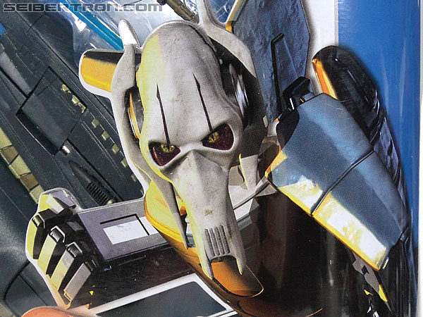Star Wars Transformers General Grievous (Grievous Starfighter) (Image #4 of 82)