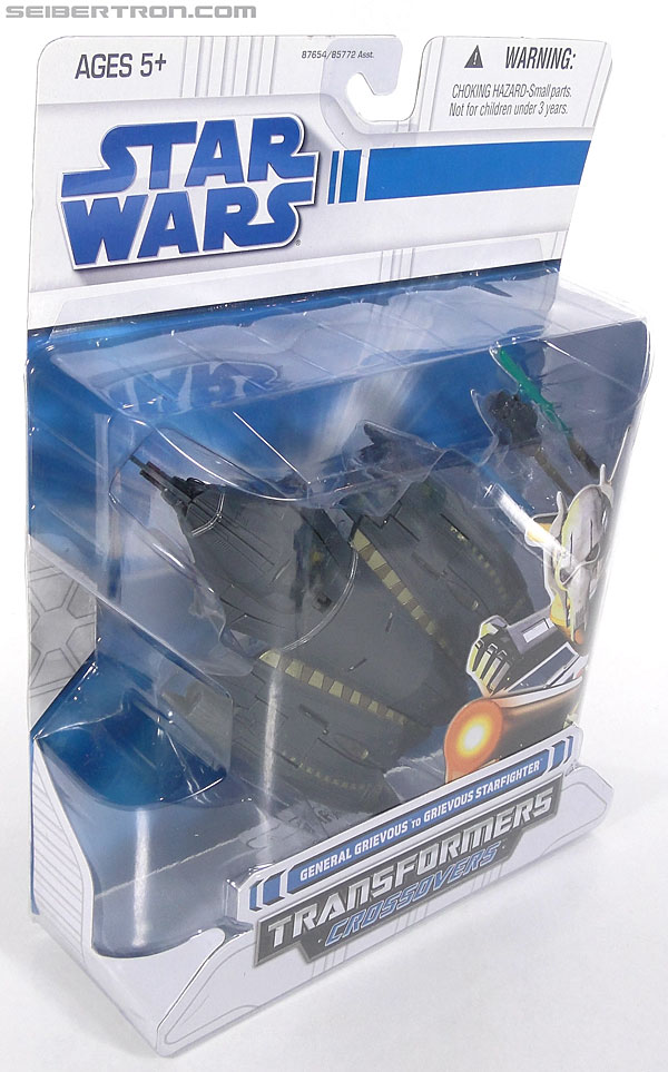 Star Wars Transformers General Grievous (Grievous Starfighter) (Image #5 of 82)